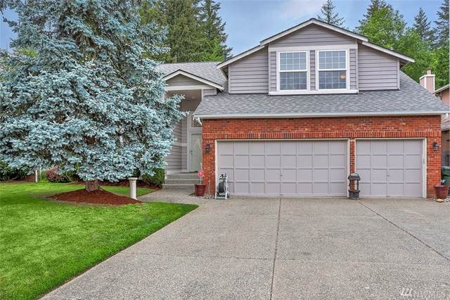 11910 SE 203rd St, Kent, WA 98031 (#1607057) :: KW North Seattle