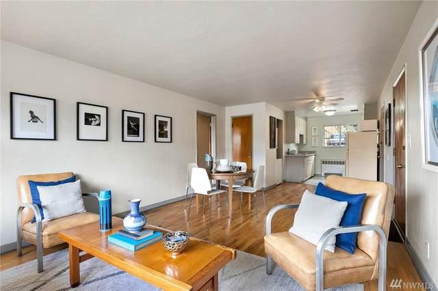 509 E Harrison St A, Seattle, WA 98102 (#1607067) :: Lucas Pinto Real Estate Group