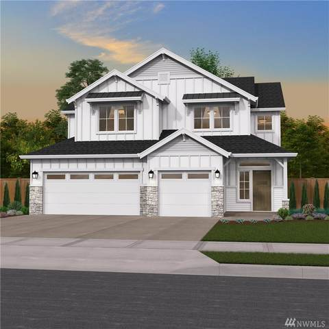 2004 94th (Lot 19) Av Ct E, Edgewood, WA 98371 (#1607085) :: Real Estate Solutions Group