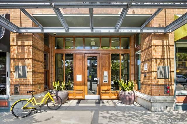 2415 2nd Ave #549, Seattle, WA 98121 (MLS #1607087) :: Brantley Christianson Real Estate