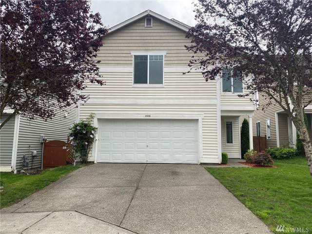 21335 SE 289th Wy, Kent, WA 98042 (#1607096) :: Hauer Home Team