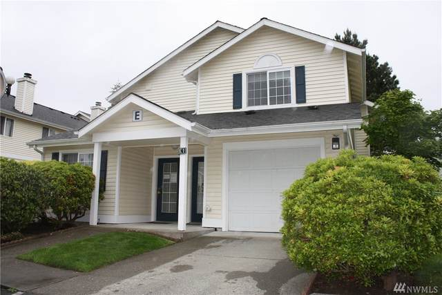 927 132nd St SW E1, Everett, WA 98204 (#1607168) :: Real Estate Solutions Group