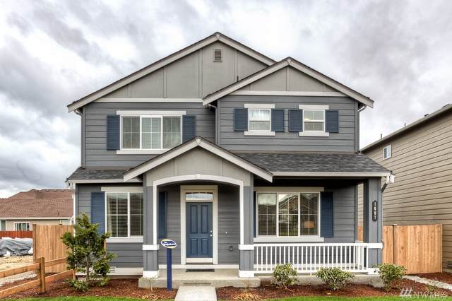 6628 284th St NW Lot80, Stanwood, WA 98292 (#1607209) :: The Kendra Todd Group at Keller Williams