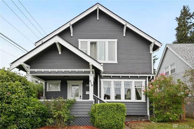 614 N Warner St, Tacoma, WA 98406 (#1607239) :: Real Estate Solutions Group