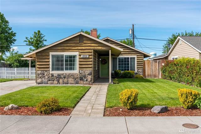 1203 S Evergreen Dr, Moses Lake, WA 98837 (MLS #1607271) :: Nick McLean Real Estate Group