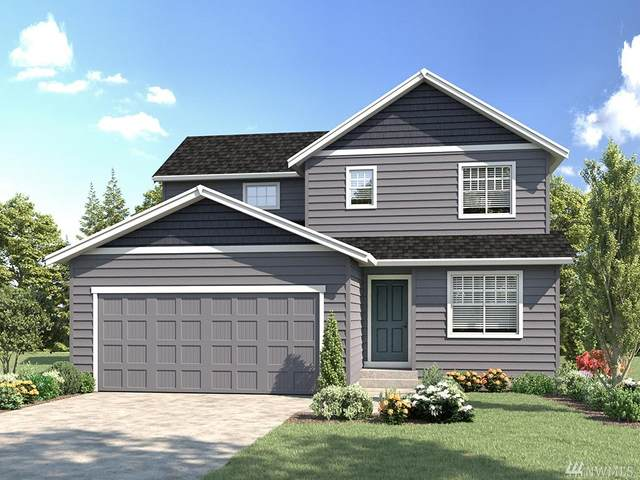 10809 185th St E #511, Puyallup, WA 98374 (#1607275) :: Hauer Home Team