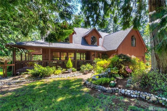 17002 224th Av Ct E, Orting, WA 98360 (#1607307) :: Real Estate Solutions Group