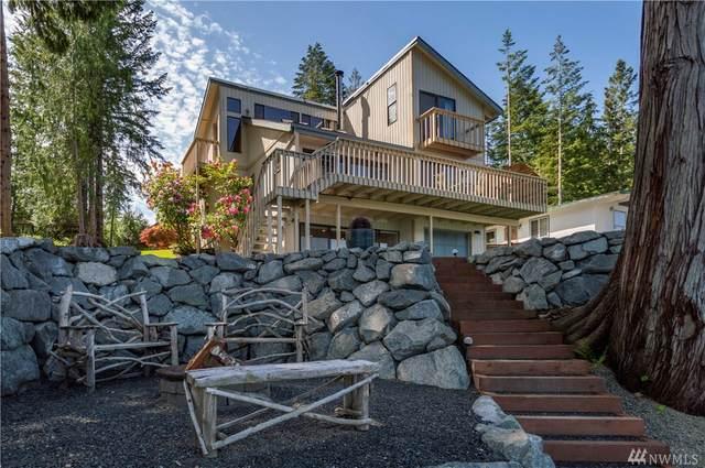1250 E Mason Lake Dr S, Grapeview, WA 98546 (#1607370) :: Better Properties Lacey