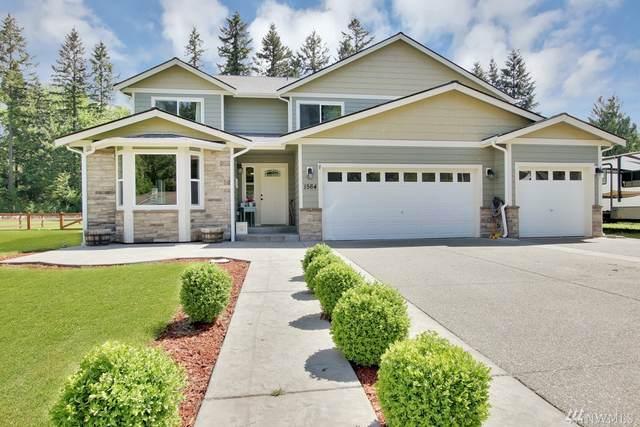 1564 Farm St, Carbonado, WA 98323 (#1607421) :: Real Estate Solutions Group