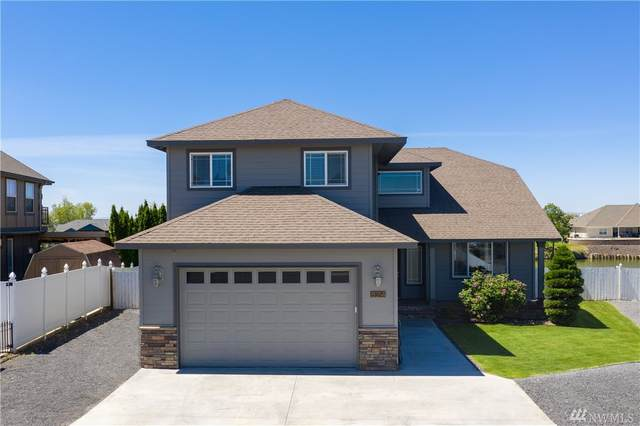 824 Camas Place, Moses Lake, WA 98837 (MLS #1607484) :: Nick McLean Real Estate Group