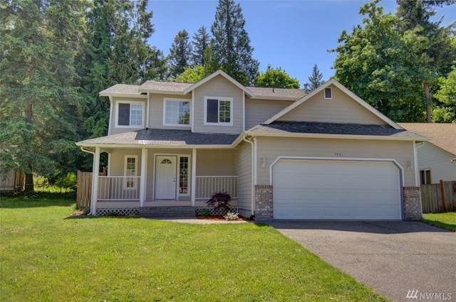 5421 33rd Ct SE, Lacey, WA 98503 (#1607503) :: The Torset Group