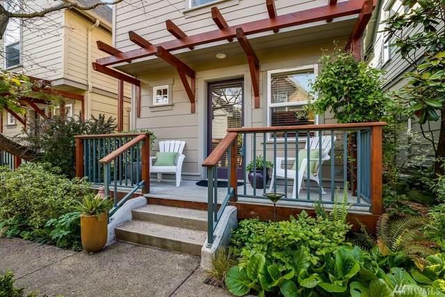6318 5th Ave NE H, Seattle, WA 98115 (#1607509) :: NW Homeseekers