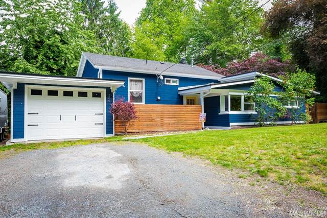 209 S Woodland Ave, Puyallup, WA 98371 (#1607529) :: Real Estate Solutions Group