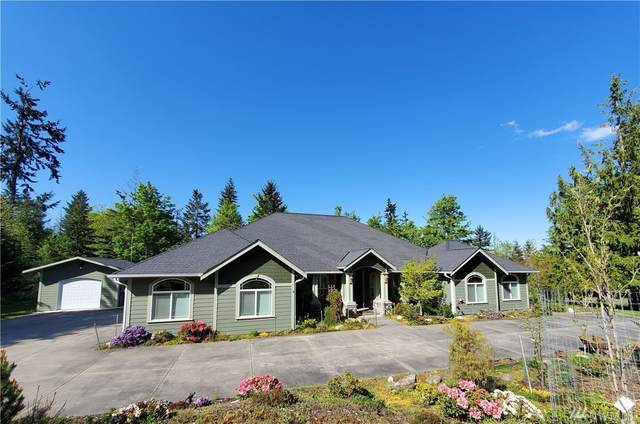 783 Henry Boyd Rd, Port Angeles, WA 98362 (#1607544) :: The Kendra Todd Group at Keller Williams