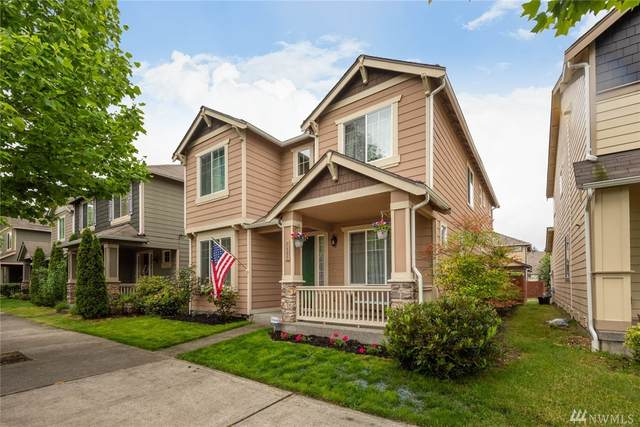 5605 Parkside Dr SE, Lacey, WA 98503 (#1607546) :: The Torset Group