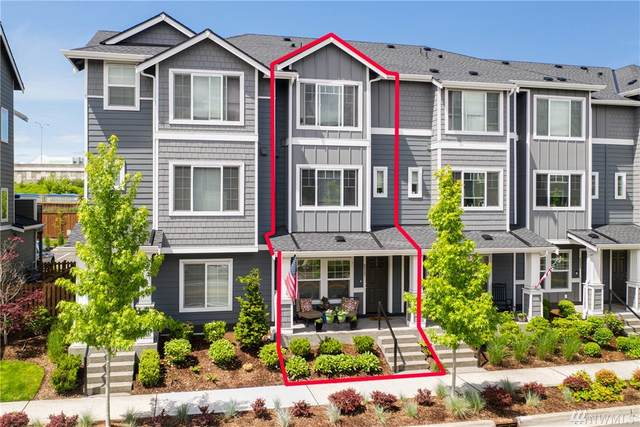 3337 30 Dr, Everett, WA 98201 (#1607591) :: The Kendra Todd Group at Keller Williams