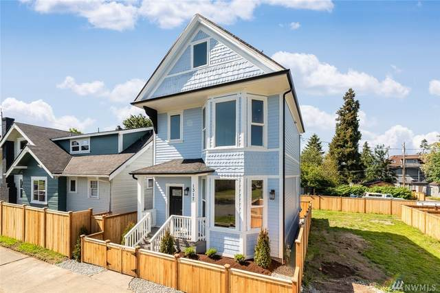 1317 S 8th St, Tacoma, WA 98405 (#1607653) :: NW Homeseekers