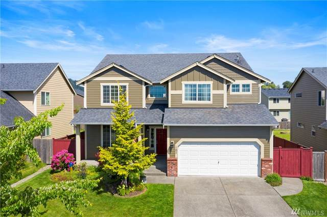 107 Burr St NE, Orting, WA 98360 (#1607663) :: Real Estate Solutions Group