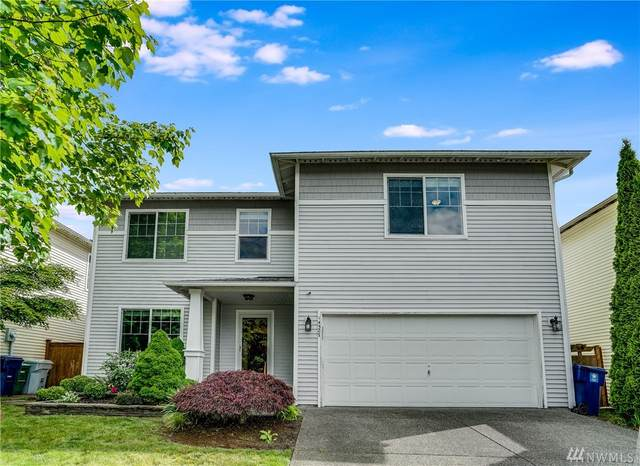 14527 Se 153rd Pl, Renton, WA 98058 (#1607721) :: Keller Williams Western Realty