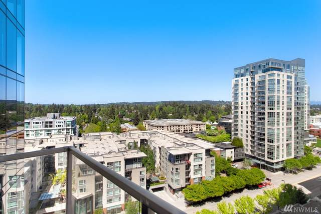 10610 NE 9th Place #1808, Bellevue, WA 98004 (#1607730) :: Ben Kinney Real Estate Team