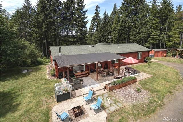 140 NE Tee Lake Rd, Tahuya, WA 98588 (#1607733) :: KW North Seattle