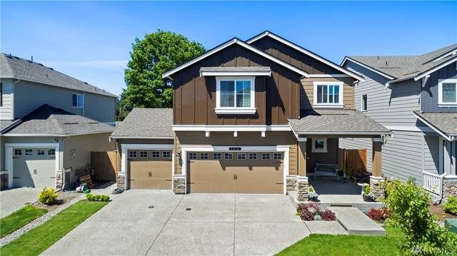 1018 32nd St NW, Puyallup, WA 98371 (#1607765) :: Keller Williams Western Realty