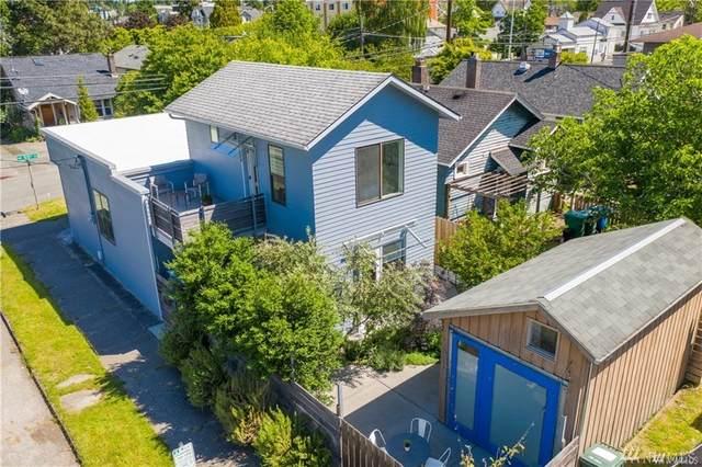 901 NE 55th St, Seattle, WA 98105 (#1607810) :: NW Homeseekers