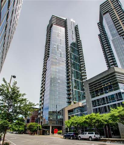 500 106th Ave NE #1811, Bellevue, WA 98004 (#1607831) :: Lucas Pinto Real Estate Group