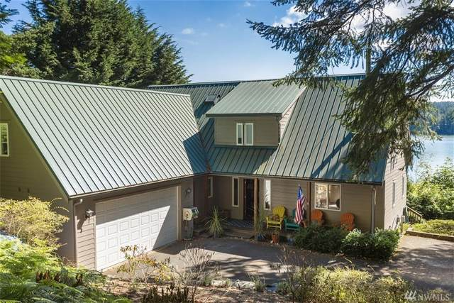521 White Point Rd, San Juan Island, WA 98250 (#1607841) :: Hauer Home Team