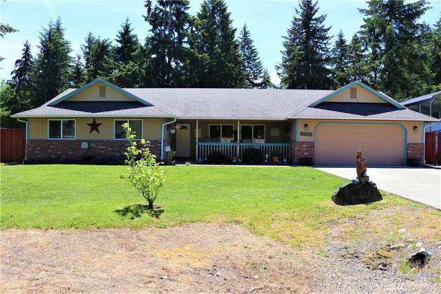 6133 189th Lp SW, Rochester, WA 98579 (#1607897) :: Real Estate Solutions Group