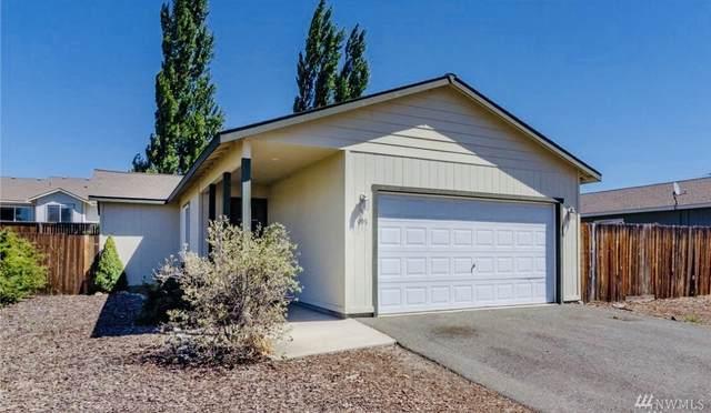 605 E Remington Dr, Ellensburg, WA 98926 (MLS #1607929) :: Nick McLean Real Estate Group
