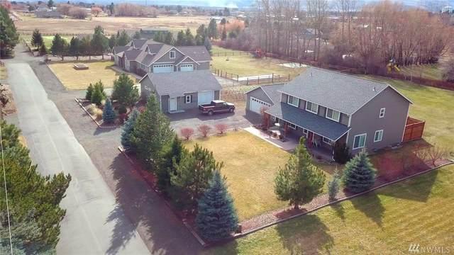 131 Lyle Creek Lane, Ellensburg, WA 98926 (#1607968) :: Ben Kinney Real Estate Team