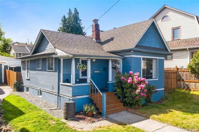 4511 Woodland Park Ave N, Seattle, WA 98103 (#1608006) :: Ben Kinney Real Estate Team