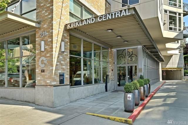 211 Kirkland Ave #501, Kirkland, WA 98033 (#1608026) :: Hauer Home Team