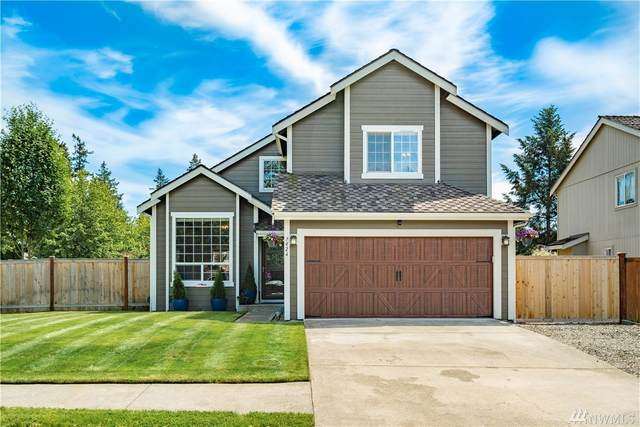 7424 201st St Ct E, Spanaway, WA 98387 (#1608053) :: Keller Williams Realty