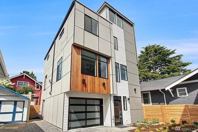 718 N 49th St, Seattle, WA 98103 (#1608064) :: Ben Kinney Real Estate Team