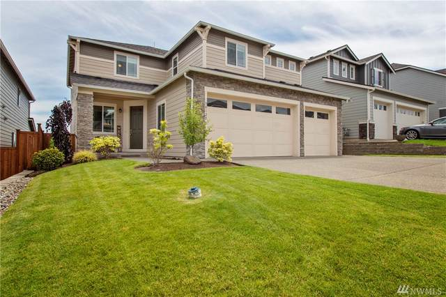 30120 60th Ave S, Auburn, WA 98001 (#1608076) :: Keller Williams Realty