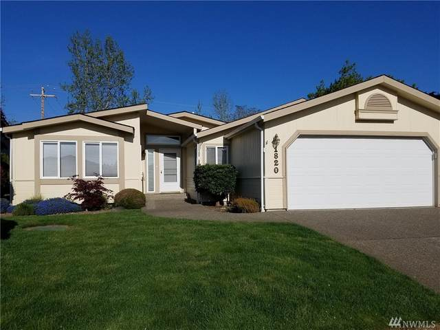 1820 Hollyhock Lane SE #4, Lacey, WA 98503 (#1608084) :: Becky Barrick & Associates, Keller Williams Realty
