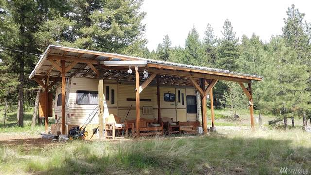 28 Buckboard Trail Rd, Oroville, WA 98844 (#1608104) :: Northern Key Team