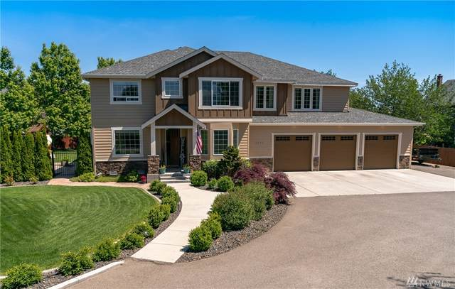 2271 Sunrise Place, East Wenatchee, WA 98802 (#1608130) :: Mike & Sandi Nelson Real Estate