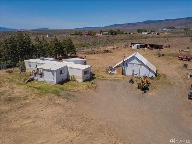 411 Rustic Rd, Ellensburg, WA 98926 (MLS #1608196) :: Nick McLean Real Estate Group