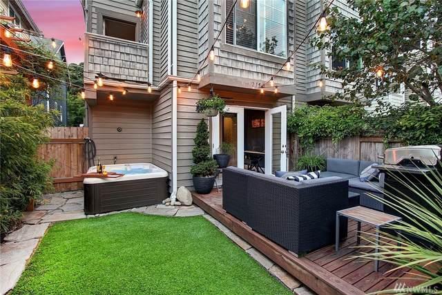 215 26th Ave S B, Seattle, WA 98144 (#1608208) :: Alchemy Real Estate