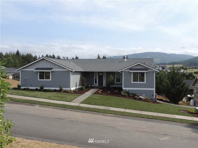 461 Morgison Loop, Sequim, WA 98382 (#1608312) :: Hauer Home Team