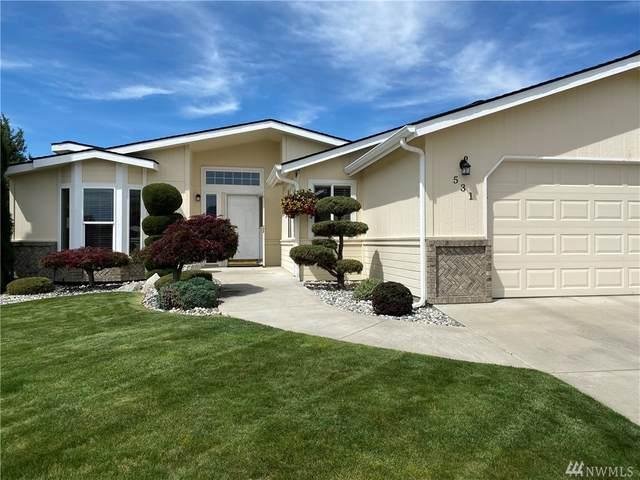 531 Nahalee Dr #73, East Wenatchee, WA 98802 (#1608327) :: Ben Kinney Real Estate Team
