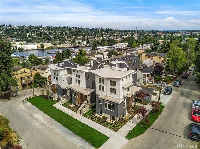 672 W Emerson, Seattle, WA 98119 (#1608371) :: Ben Kinney Real Estate Team