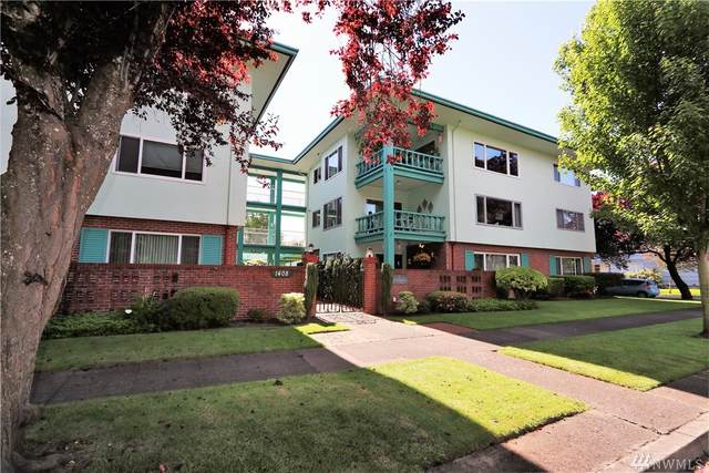 1408 20th Ave A3, Longview, WA 98632 (#1608385) :: Northwest Home Team Realty, LLC
