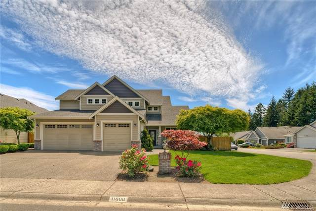 11808 181st St E, Puyallup, WA 98374 (#1608410) :: Keller Williams Western Realty