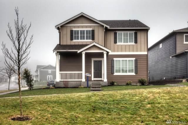 6627 283rd St NW Lot63, Stanwood, WA 98292 (#1608463) :: Pickett Street Properties