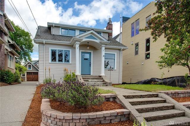 4516 Bagley Ave N, Seattle, WA 98103 (#1608575) :: M4 Real Estate Group