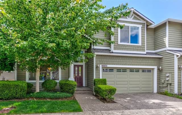 14160 SE 8th St #14168, Bellevue, WA 98007 (#1608585) :: Real Estate Solutions Group